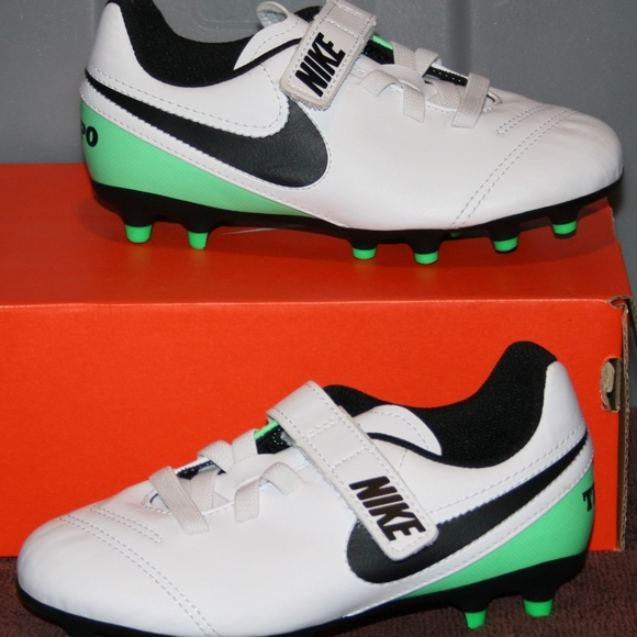 Nike Jr. Tiempo Rio III FG Kids Soccer Cleat Modell's